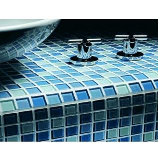 Glass mosaic / Стеклянная мозаика