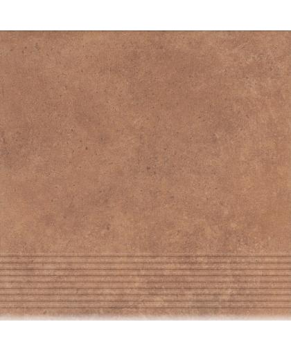 Коттедж / Cottage Curry tread tile (ступень простая) 300 х 300 (под заказ)