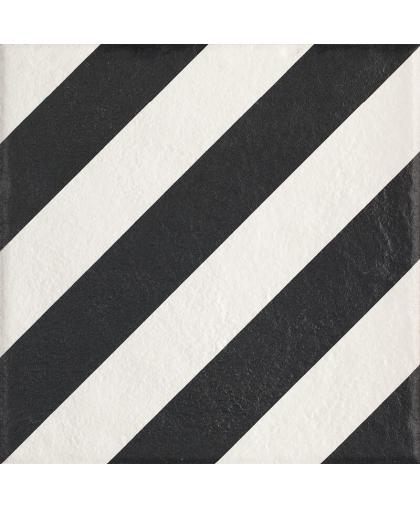 Модерн / Modern Bianco Struktura Motyw C 198 х 198