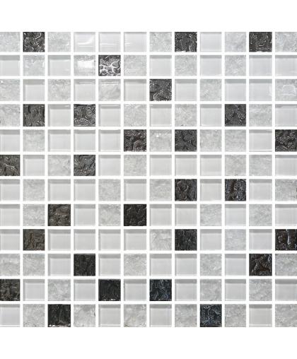 Mosaic Glass White 300 х 300