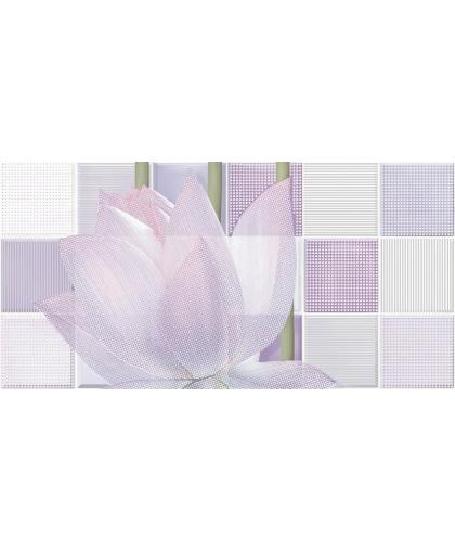 Лотус / Lotus декор 1 500 х 249