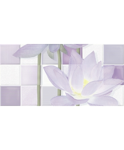 Лотус / Lotus декор 2 500 х 249