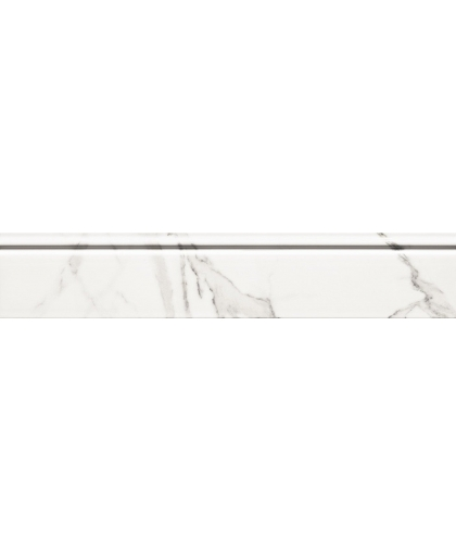 Виенна / Vienna White Listwa 598 х 115 (под заказ)