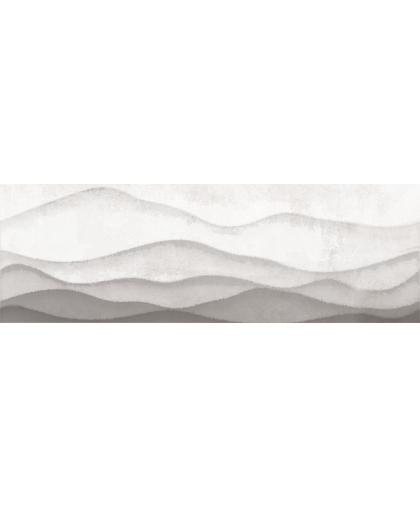 Haiku / Хайку декор серый 750 х 250