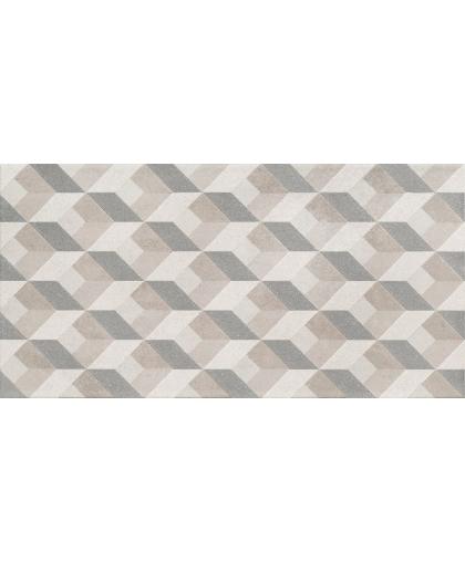 Темпре / Tempre Grey Inserto 608 x 308 (под заказ)