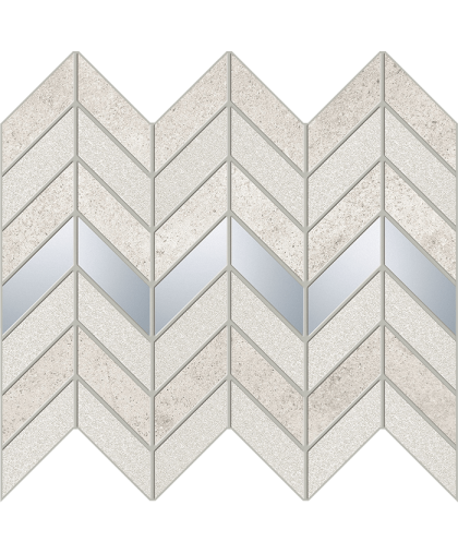 Темпре / Tempre Grey Mosaic 298 х 246 (под заказ)