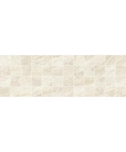Royal / Роял декор мозаичный бежевый 600 х 200