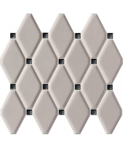 Абиссо / Abisso grey mozaic 298 х 270 (под заказ)