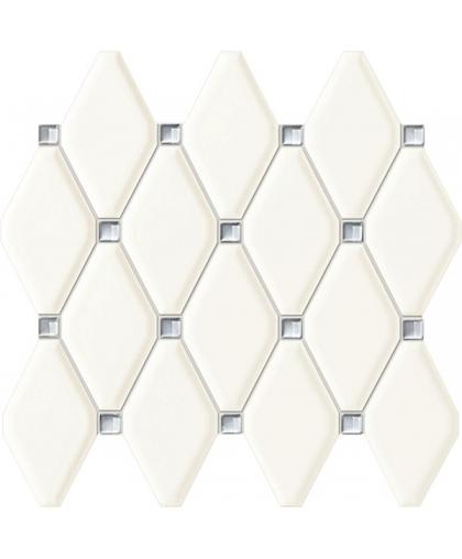 Абиссо / Abisso white mozaic 298 х 270 (под заказ)