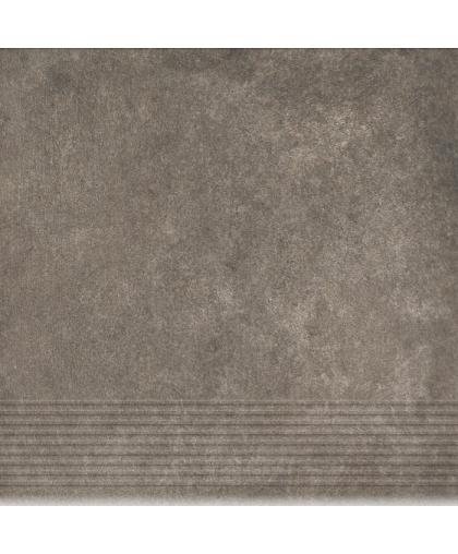 Коттедж / Cottage Pepper tread tile (ступень простая) 300 х 300 (под заказ)