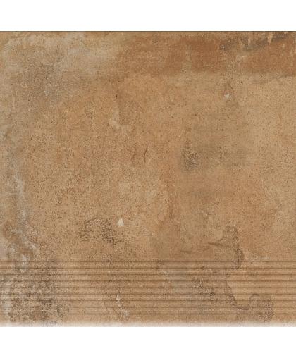 Пиатто / Piatto Honey tread tile (ступень простая) 300 х 300 (под заказ)