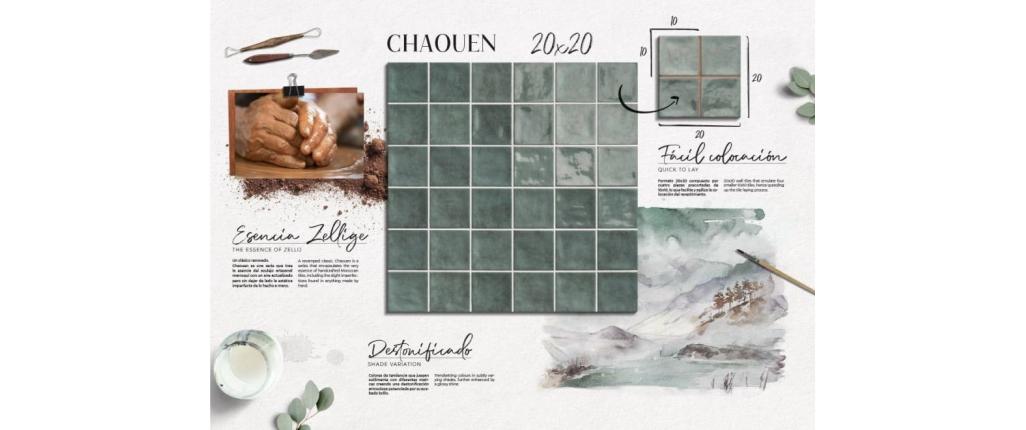 Chaouen (bathroom) / Шауэн