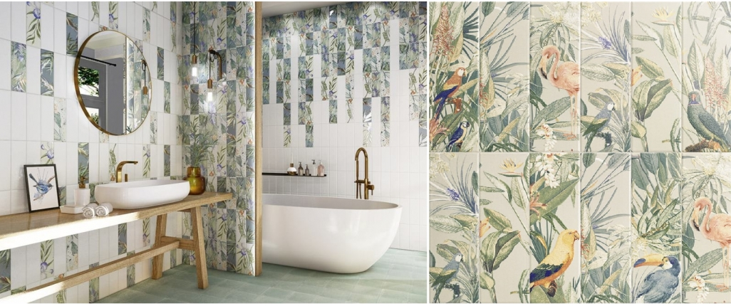 Jungle (bathroom) / Джангл