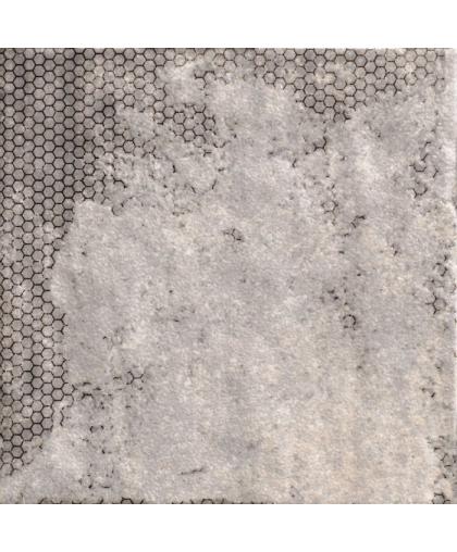 Мандала / Mandala Grey 200 х 200 (под заказ)