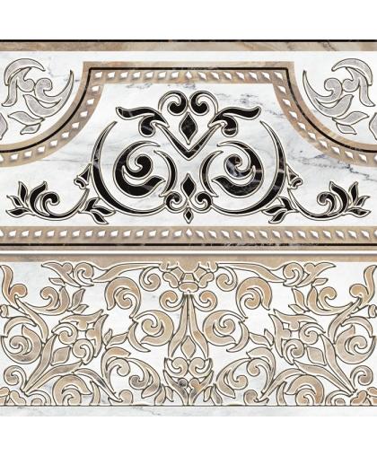 Arina / Арина декор (DFU03ARA004) 418 х 418