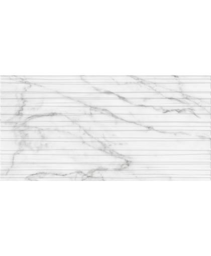 Marble / Марбл Wave белый 600 х 300