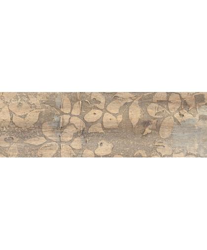 Floralwood / Флоралвуд бежевый 598 x 185