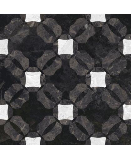 Queen / Квин черный многоцветный 420 х 420