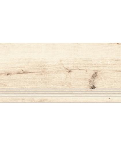 Woodhouse / Вудхаус светло-бежевый ступень 598 х 297
