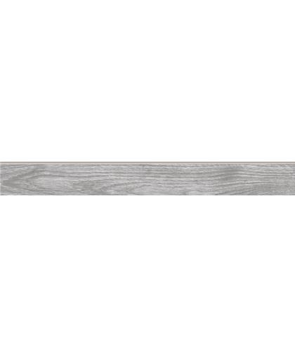 Woodhouse / Вудхаус серый плитнус 598 х 70