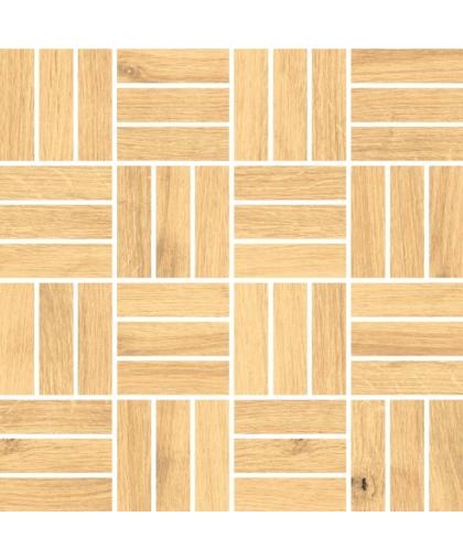 Woodhouse / Вудхаус бежевый мозаика 300 х 300