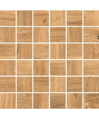 Woodhouse / Вудхаус коричневый мозаика 300 х 300