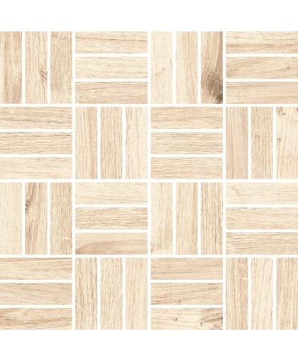 Woodhouse / Вудхаус светло-бежевый мозаика 300 х 300