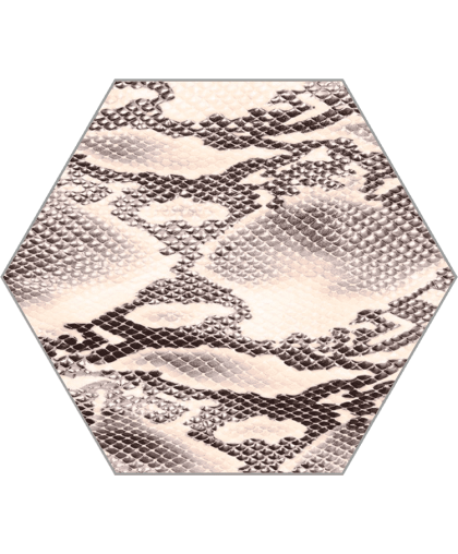 Рептайл / Reptile Mix Colours Hex 250 x 220 (под заказ)