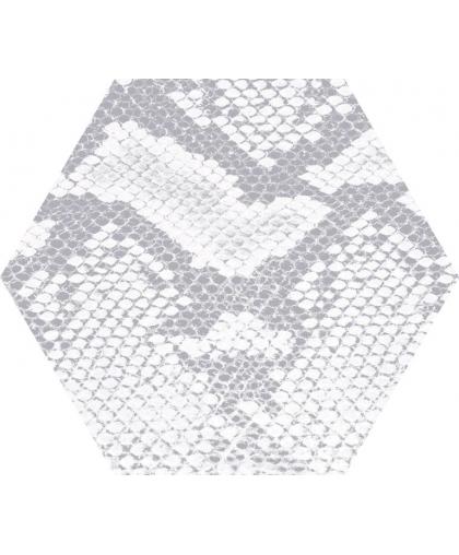 Рептайл / Reptile Mix Grey Hex 250 x 220 (под заказ)