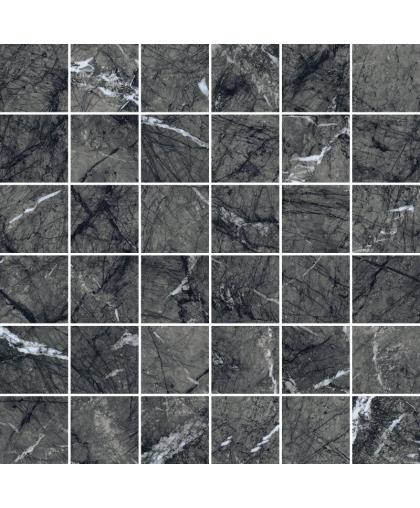Уффици / Uffizi Black Mosaic 300 х 300 (под заказ)