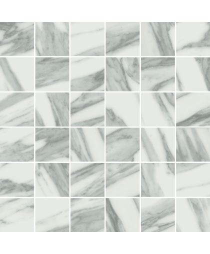 Уффици / Uffizi White Mosaic 300 х 300 (под заказ)