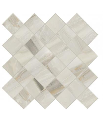 Флоренция / Firenze Bianco Mosaico Lappato 270 х 270 (под заказ)