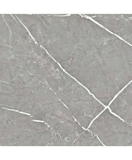 Стратос / Stratos Grey polished 600 x 600