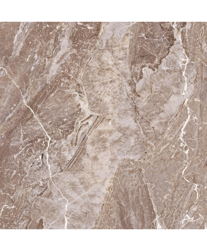 Дамаската / Damascata Beige Glossy RT 595 х 595 (остаток)