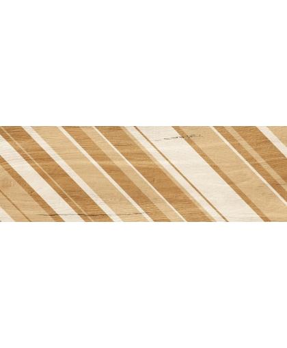 Хоум Вуд / Home Wood Beige Decor 1 (G-80/d01) 600 x 200 (под заказ)