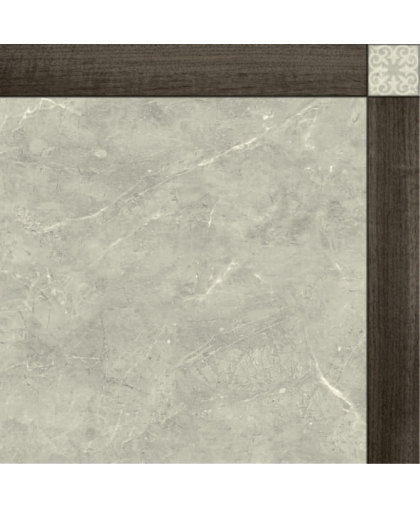Woodstone / Вудстоун 1 серый 500 х 500
