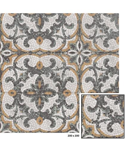Версаль / Versalles Mosaic универсальная 200 х 200 (под заказ)