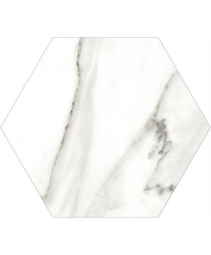 Калакатта / Calacatta White Hex 240 x 200 (под заказ)