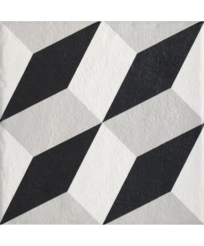Модерн / Modern Bianco Struktura Motyw A 198 х 198