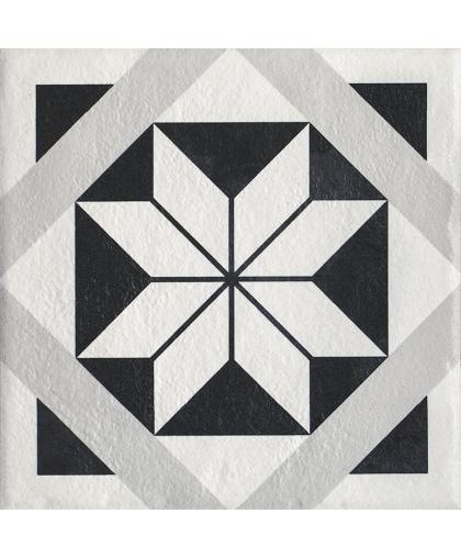 Модерн / Modern Bianco Struktura Motyw F 198 х 198