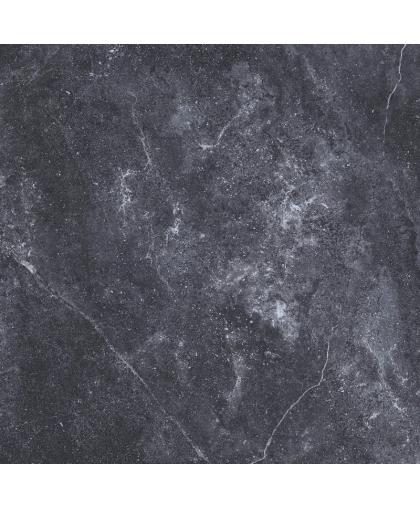 Спейс Стоун / Space Stone Black Glossy RT 595 х 595 (остаток)