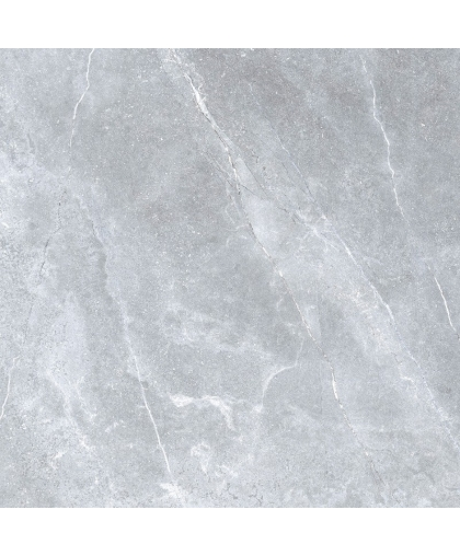 Спейс Стоун / Space Stone Grey Glossy RT 595 х 595 (остаток)