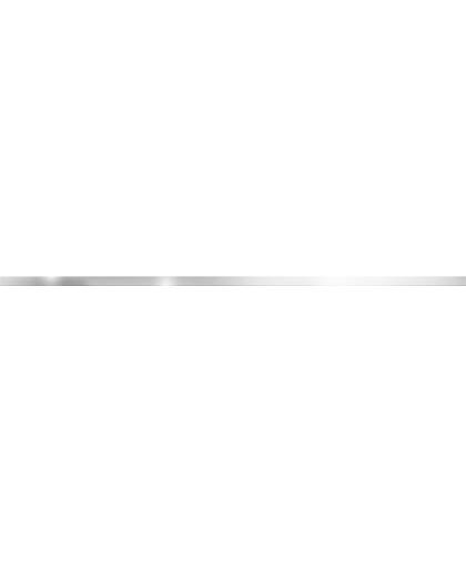 Бордюр металлический Universal Siver (BWM51MET707) 500 х 12
