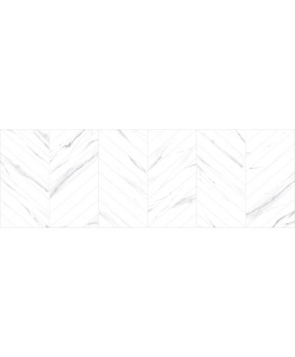 Tokio / Токио белый рельеф (TWU11TOK017) 600 х 200