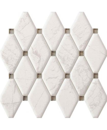 Гранити / Graniti White mosaic 298 х 270 (под заказ)