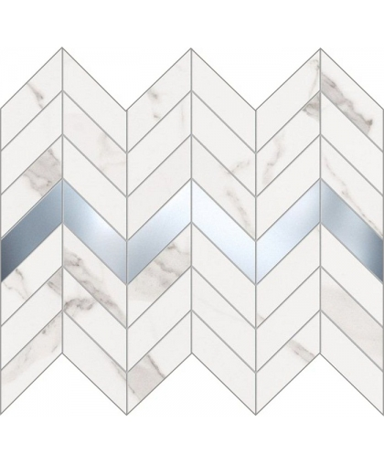 Виенна / Vienna White Mosaic 298 х 246 (под заказ)