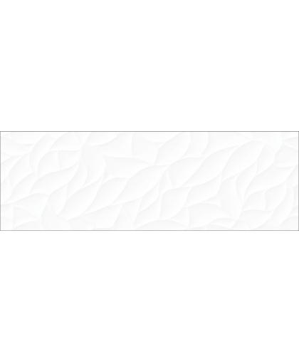 Glory / Глори белый рельеф 750 х 250