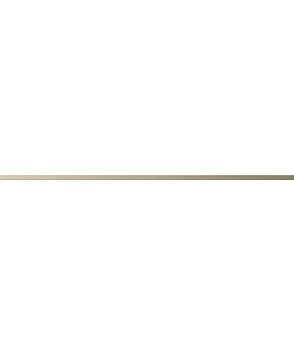 Бордюр металлик золотистый 600 х 10