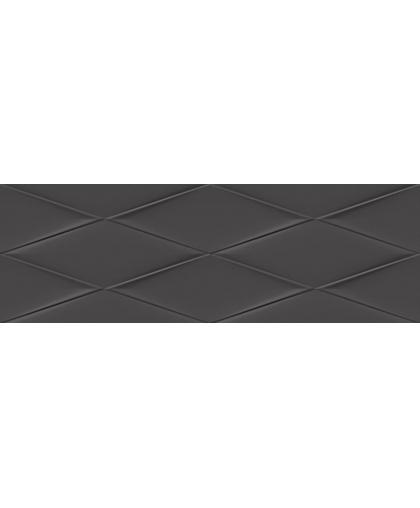 Vegas / Вегас черный рельеф 750 х 250 (под заказ)