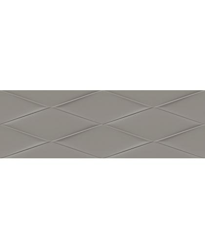 Vegas / Вегас серый рельеф 750 х 250 (под заказ)